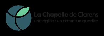 Chapelle de Clarens Logo